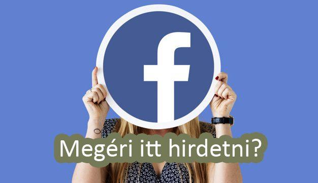Van olyan cég akinek nem éri meg reklámozni a Facebookon?