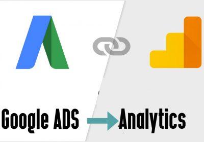 Google Ads összekapcsolás Analytics szolgáltatásaival
