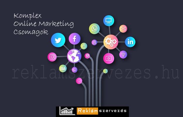 Komplex Online Marketing csomagok